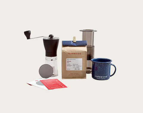 Coffee Camping Kit