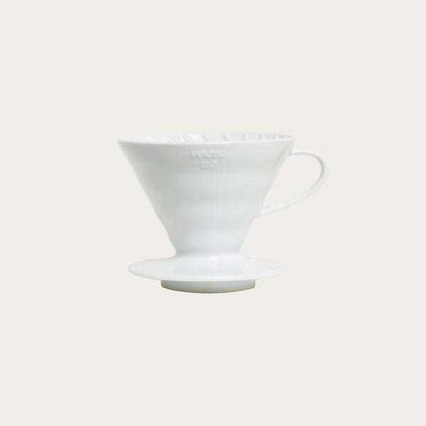 Hario V60 Dripper '02' white ceramic