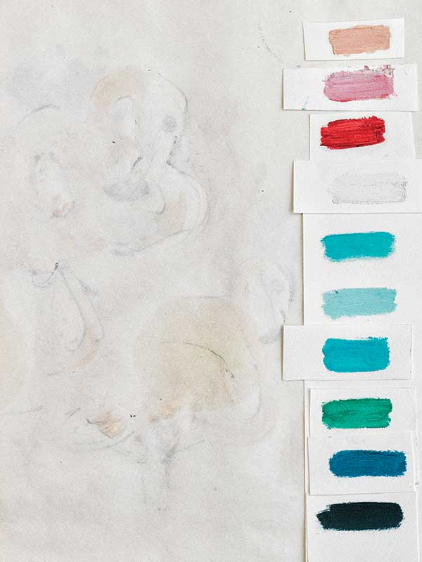 sibella-court-travel-tips-galapagos-paint-swatches