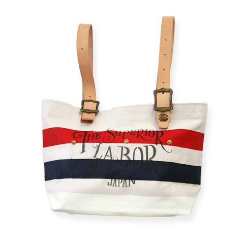 3 Colour Engineer Tote Bag (Small)
