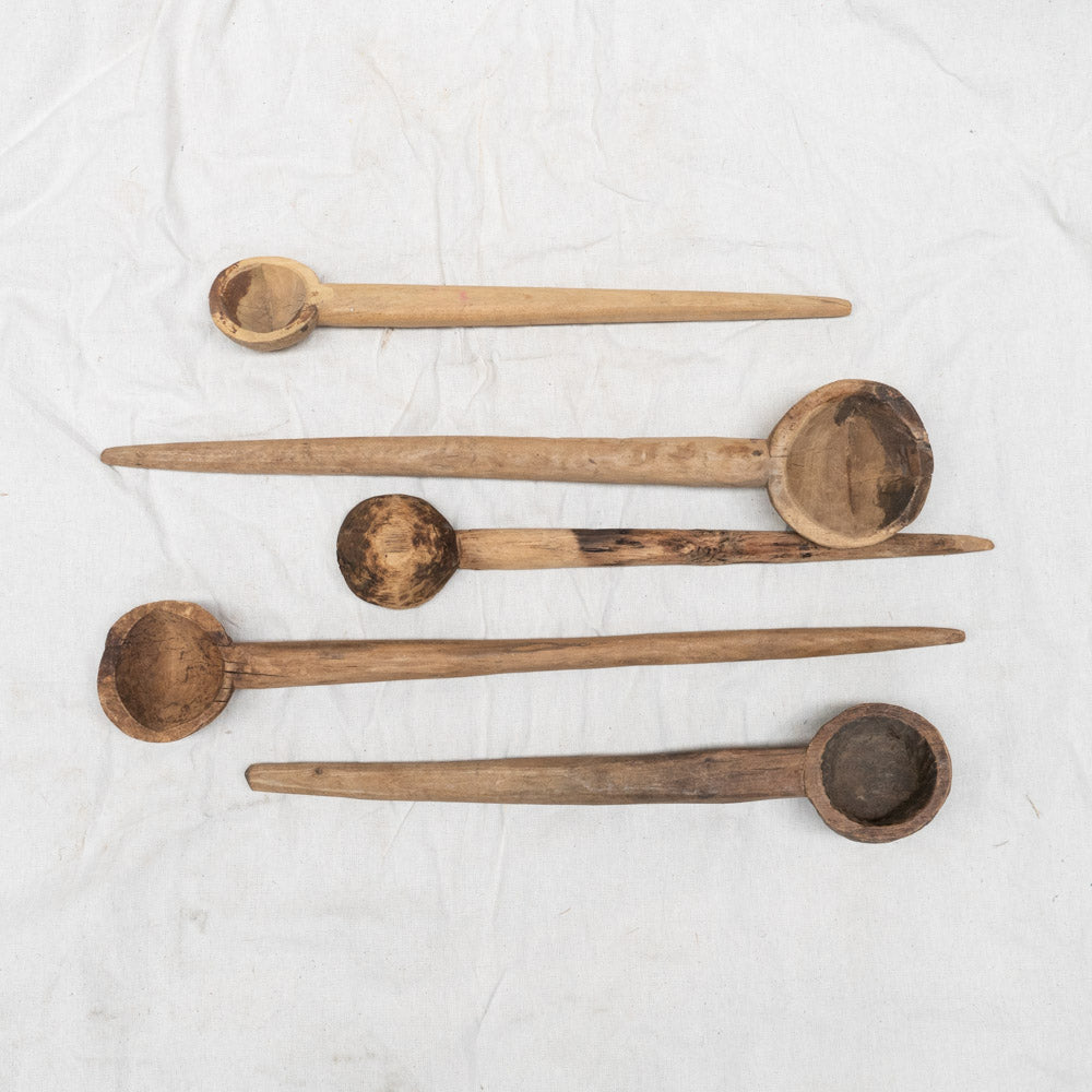 Wooden Spoon Large The Society Inc By Sibella Court
