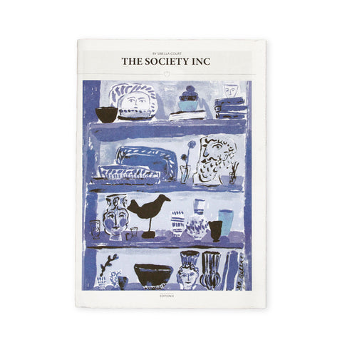 The Society inc Newspaper Edition 4