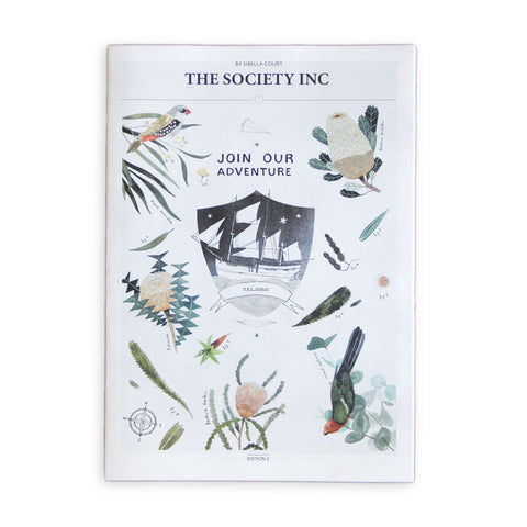 The Society inc. Newspaper Edition 2