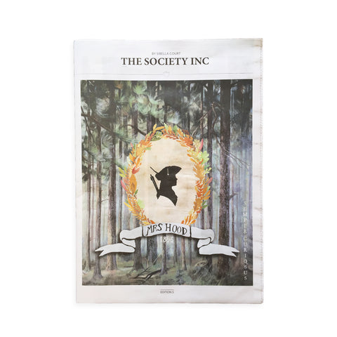 The Society inc Newspaper Edition 5