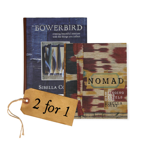 Bowerbird & Nomad 2 for 1