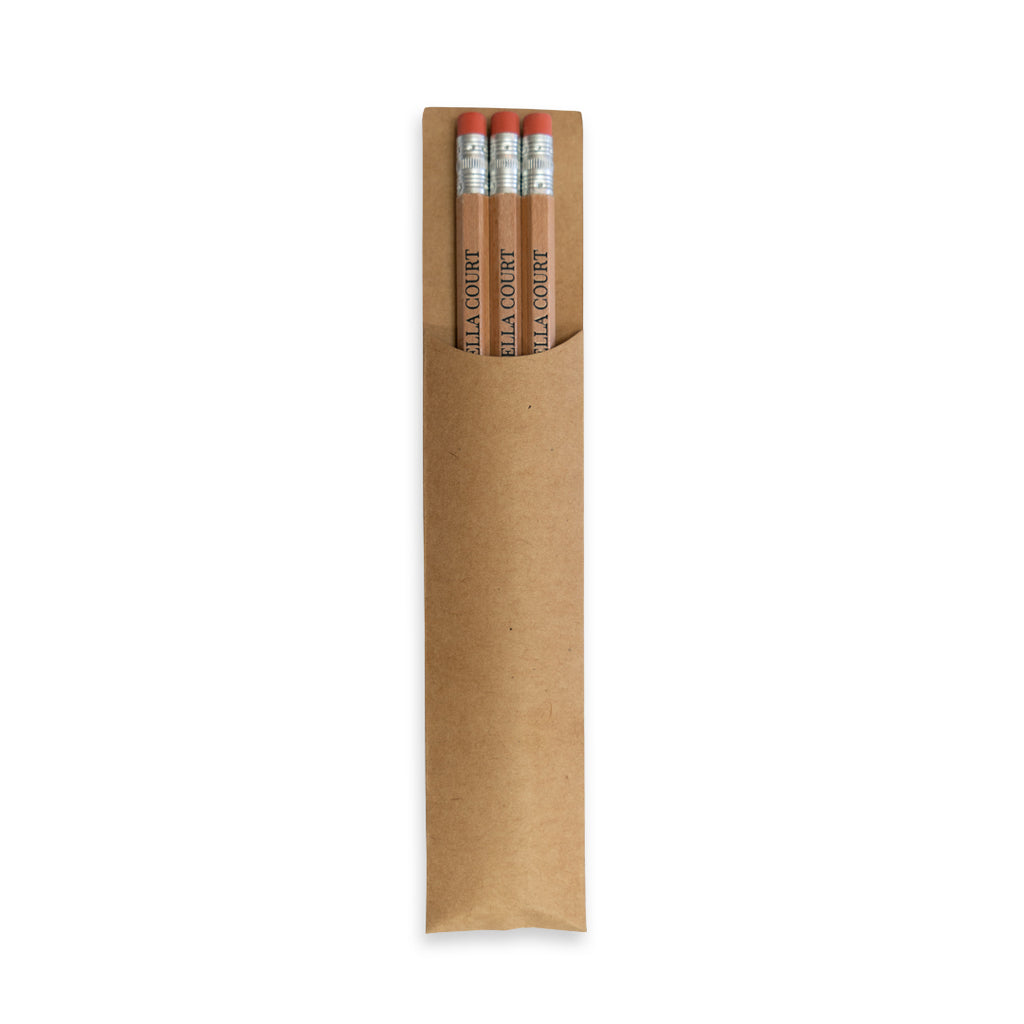 The Society Inc Pencil 3pk
