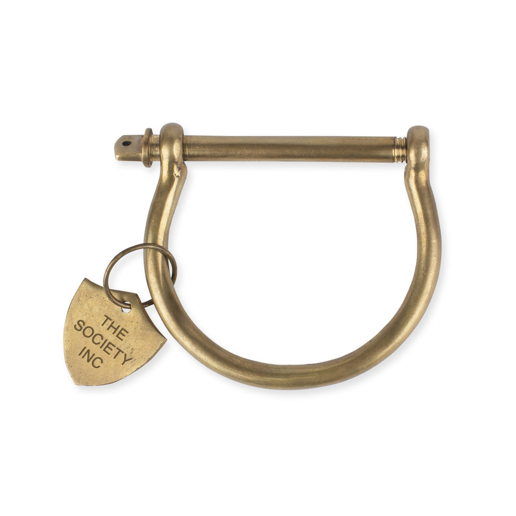 Shackle Keychain