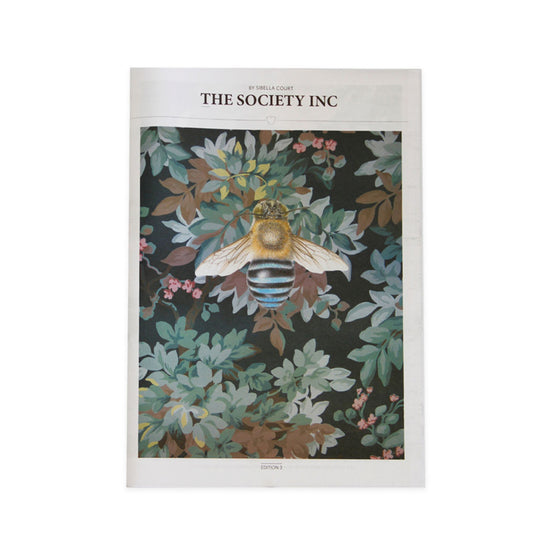 The Society inc Newspaper Edition 3