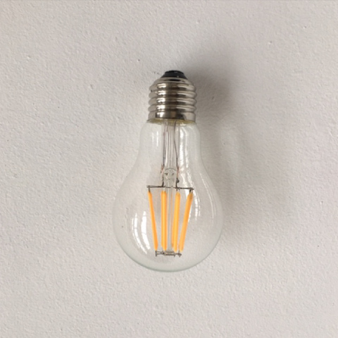 LED Light Bulb A60 6W