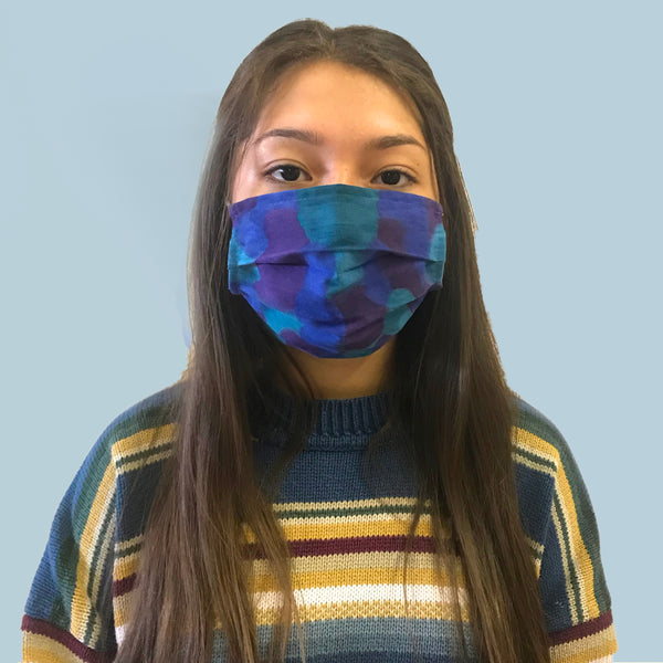 Pedestrian Mask Coloring Kit