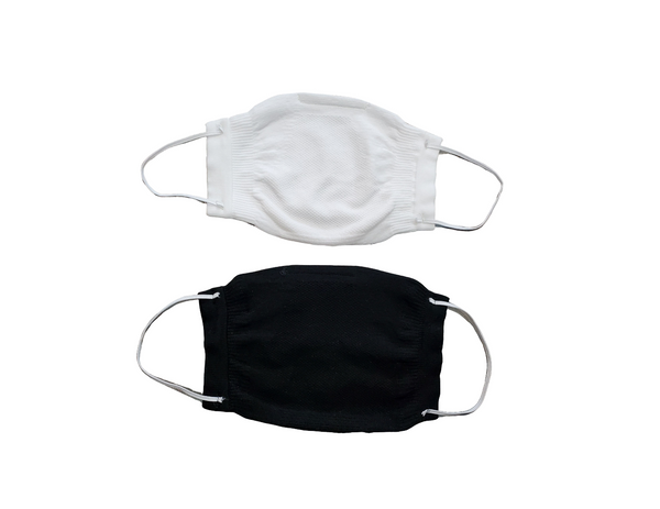 Washable Knit Face Mask with Filter, Sold in Bulk, 1000 masks