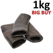 Load image into Gallery viewer, 1kg Mixed Buffalo Cow Horn Dog Chews - Ace Antlers