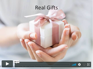 Video Short: Real Gifts (downloadable MP4)