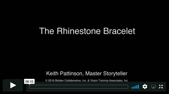 Video Short: The Rhinestone Bracelet (downloadable MP4)