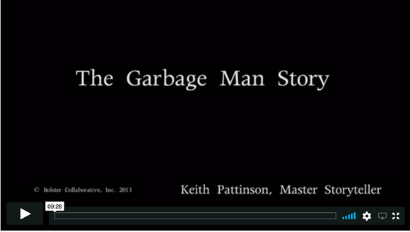 Video Short: Garbage Man Story (downloadable MP4)