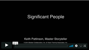 Video Short: Significant People (downloadable MP4)
