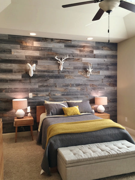 Reclaimed Weathered Wood - Gallery €� Stikwood