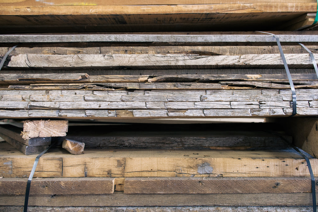 All of Stikwood's reclaimed wood is FSC Certified.