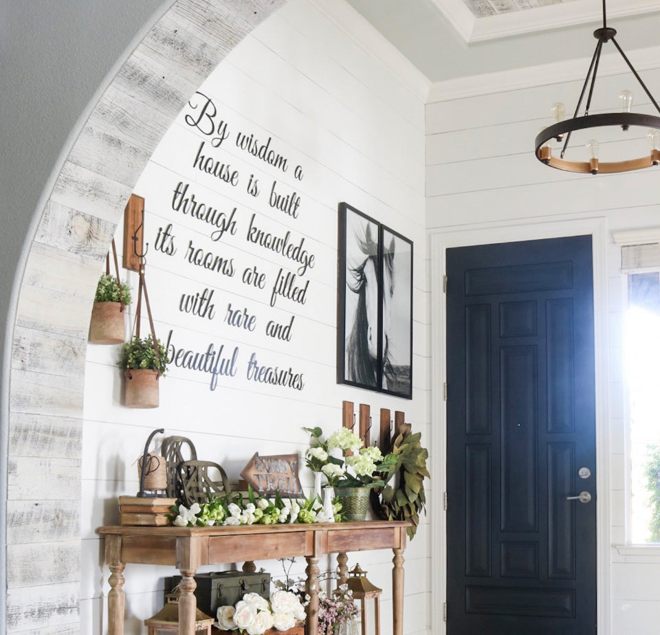 Low Key Country Remodel Or Simply Looking To Create A Statement Wall Stikwood Is Here Help You Give Your Space Some Southern Charm With