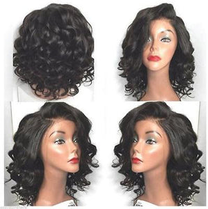 New!! Lace Front Wigs with Deep Parts!!