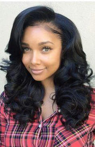 Rea's Super Sassy 100% Brazilian Loose Wave Hair