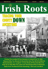 Irish Roots Magazine - Digital Issue No 116