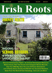 Irish Roots Magazine - Digital Issue No 109
