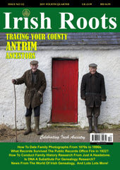 Irish Roots Magazine - Digital Issue No 112