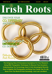 Irish Roots Magazine - Digital Issue No 107