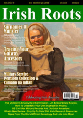 Irish Roots Magazine - Digital Issue No 90