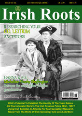 Irish Roots Magazine - Digital Issue No 106