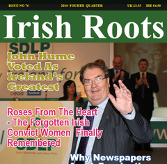Irish Roots Magazine - Digital Issue No 76