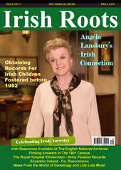 Irish Roots Magazine - Digital Issue No 71