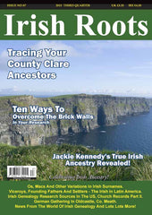 Irish Roots Magazine - Digital Issue No 87