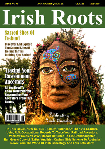 Irish Roots Magazine - Digital Issue No 96