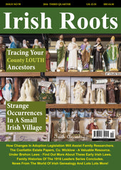 Irish Roots Magazine - Digital Issue No 99