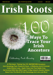 Irish Roots Magazine - Digital Issue No 100