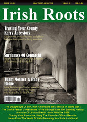 Irish Roots Magazine - Digital Issue No 91