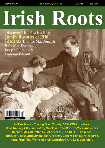 Irish Roots Magazine - Digital Issue No 97