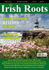 Irish Roots Magazine - Digital Issue No 113