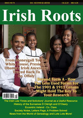Irish Roots Magazine - Digital Issue No 78