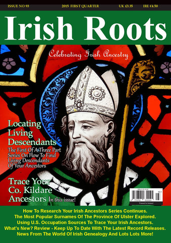Irish Roots Magazine - Digital Issue No 93