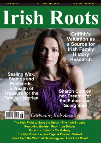 Irish Roots Magazine - Digital Issue No 79