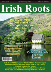 Irish Roots Magazine - Digital Issue No 82