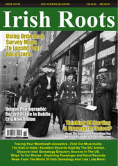 Irish Roots Magazine - Digital Issue No 88