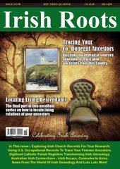 Irish Roots Magazine - Digital Issue No 95