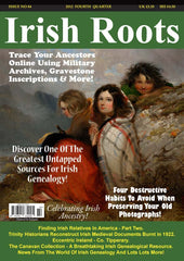 Irish Roots Magazine Digital Issue No 84