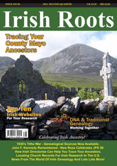 Irish Roots Magazine Digital Issue No 86