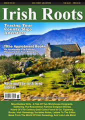 Irish Roots Magazine - Digital Issue No 85