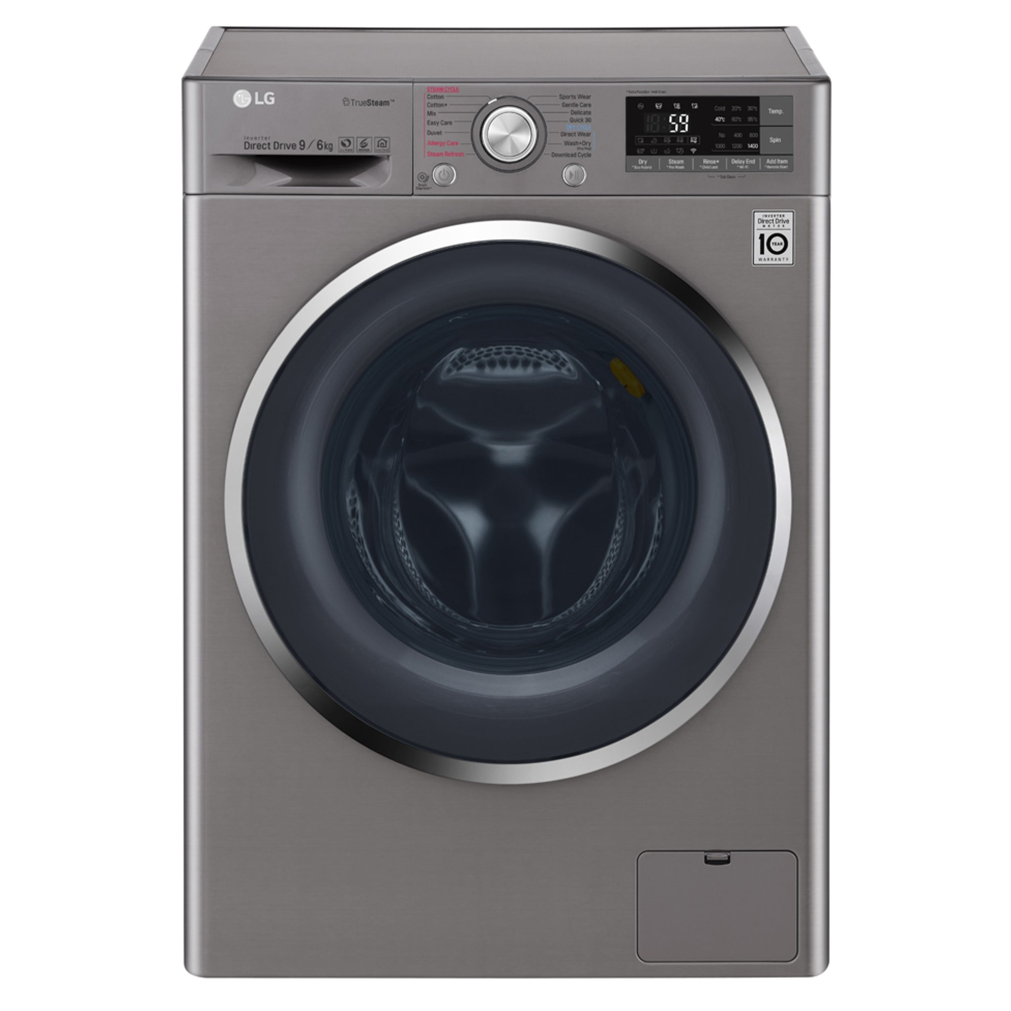 LG F4J8FH2S Washer Dryer A Rated | Only £589 at Distons com